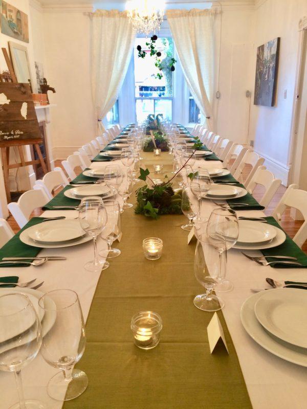 Toronto Wedding Venue The Vandenberg House Leslieville